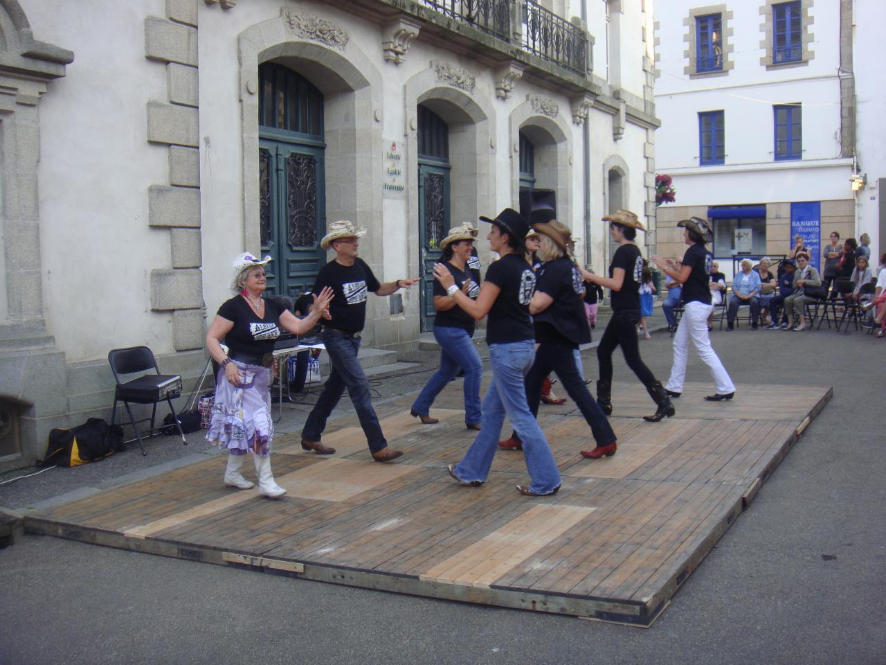 Fête de la musique à Auray 2015
